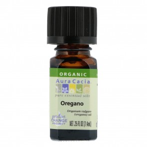 Aura Cacia Essential Oil Oregano 0.25 fl oz