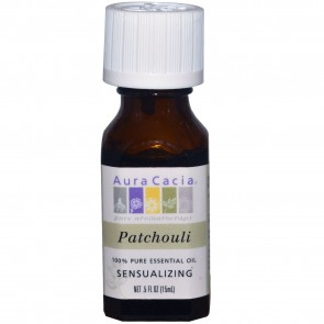Aura Cacia Essential Oil Patchouli 0.5 fl oz