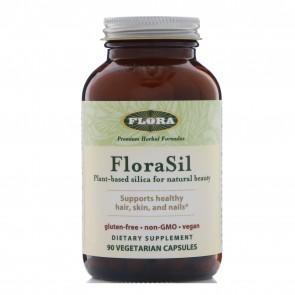 Flora Florasil 90 Vegetarian Capsules