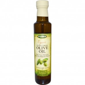 Flora Organic Extra-Virgin Olive Oil 8.5 fl oz (250 ml)