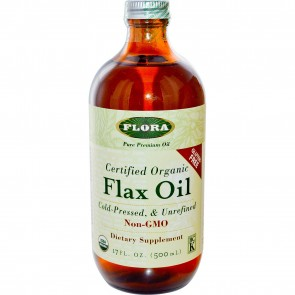 Flora Flax Oil 17oz