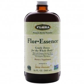Flora Inc Flor Essence Flor Essence Herbal Tea Blend Liquid 32 oz