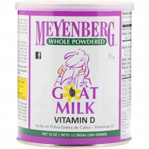 goat milk vitamin D 120z  powder by meyenberg