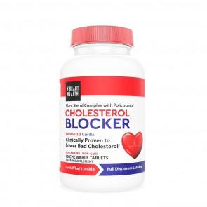 Vibrant Health Cholesterol Blocker Vanilla 510 mg. 60 Chewable Tablets