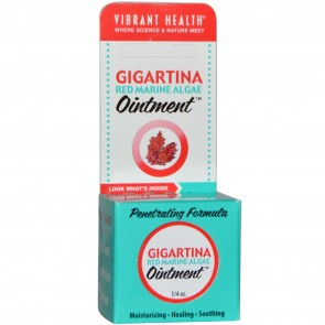Vibrant Health Gigartina Red Marine Algae Ointment 1/4 oz