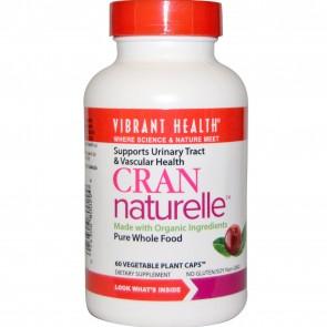 Vibrant Health Cran Naturelle 60 Vegetable Plant Caps