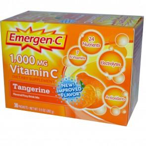 Alacer Emergen-C Tangerine 30 pack