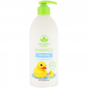 Nature's Gate Baby Shampoo 18 oz