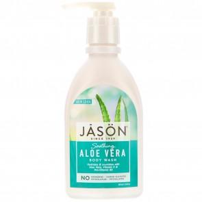 Jason Natural Soothing Aloe Vera Shower Body Wash 887ml 30oz