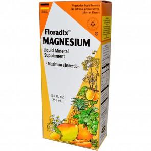 Flora Floradix Calcium Magnesium Liquid 8.5 fl oz