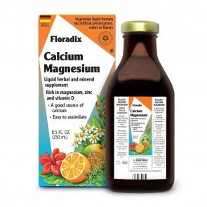 Floradix Calcium Magnesium Liquid