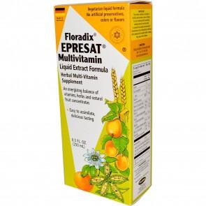 Floradix Epresat Multivitamin 8.5 oz