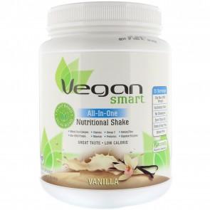 Naturade Vegan Smart All-In-One Nutritional Shake Vanilla 1.4 lbs