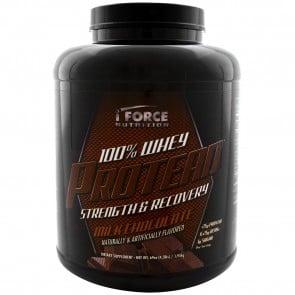 iForce 100% Whey Protein Milk Chocolate 4.3lbs