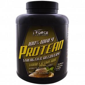 iForce 100% Whey Protein Vanilla Dream 4.3lbs