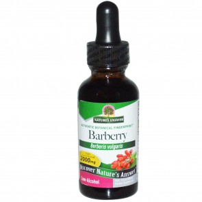 Nature's Answer- Barberry 1 fl oz