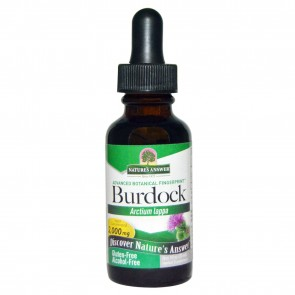 Nature's Answer Burdock Root 1oz