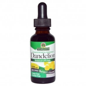 Nature's Answer Dandelion Alcohol Free 2,000 mg, 1 fl oz (30 ml)