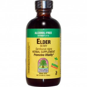 Nature's Answer Elderberry 4oz AF