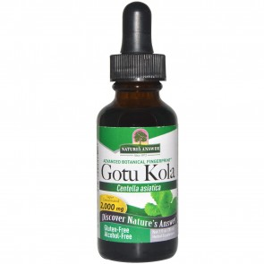 Nature's Answer Gotu Kola Herb Alcohol Free 1 oz