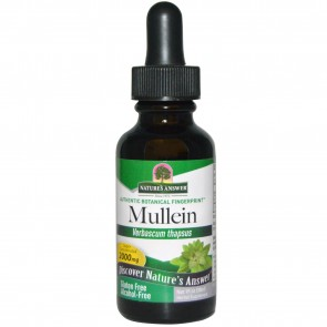 Nature's Answer Mullein Ear Oil AF 1oz