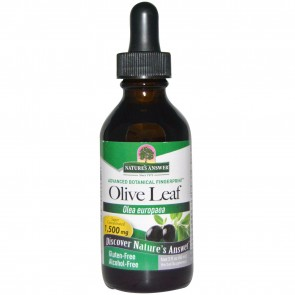 Nature's Answer Alcohol Free OleoPein Olive Leaf 2 fl oz