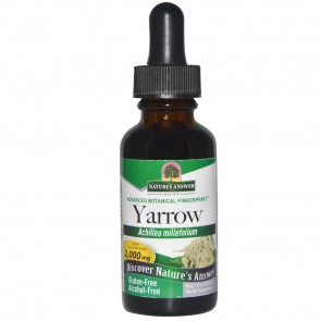 Yarrow Flowers AF 1oz by Nature's Answer