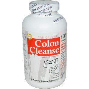 Health Plus Colon Cleanse 200 Capsules