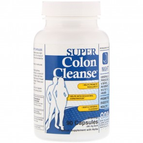 Health Plus Super Colon Cleanse 90 Capsules