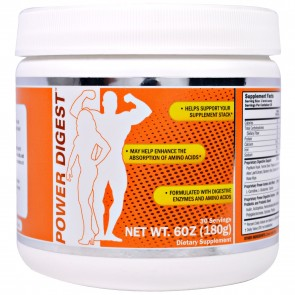 Health Plus Power Digest 6 oz