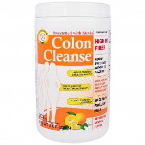 Health Plus Colon Cleanse Sugar Free Orange 9 oz