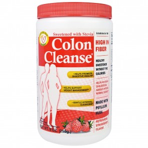 Health Plus Colon Cleanse Strawberry 9 oz