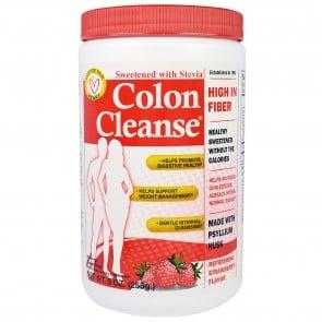 Health Plus Colon Cleanse Strawberry 9 oz
