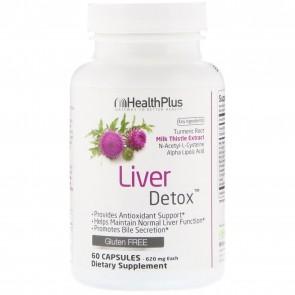 Health Plus Super Liver Cleanse Capsules 90 capsules