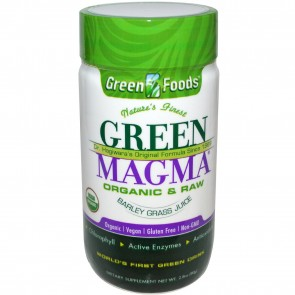 Green Foods Green Magma Barley Grass Juice 2.8 oz