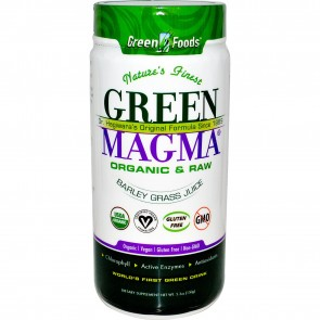 Green Foods Green Magma Barley Grass Juice 5.3 oz