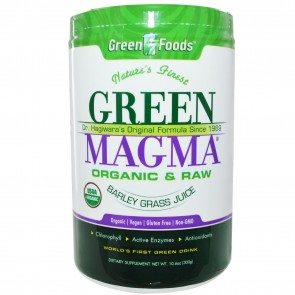 Green Foods Green Magma Barley Grass Juice 10.6 oz