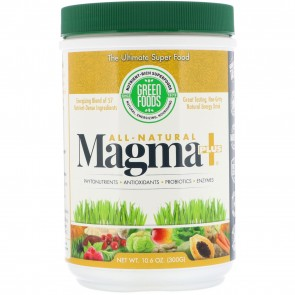 Green Foods Magma Plus Nature's Energy Drink 10.6 oz