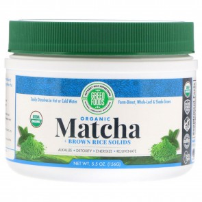 Green Foods Organic Matcha Green Tea 5.5 oz
