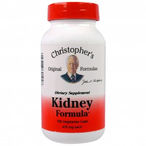 Christophers Kidney Formula 100 Caps
