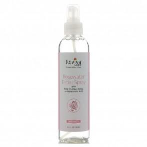 Reviva Labs Rosewater Facial Spray 8 fl oz