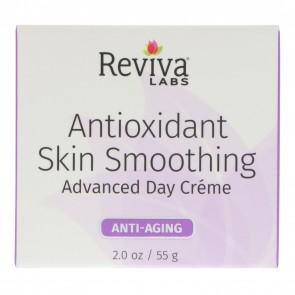 Reviva Labs Antioxidant Skin Smoothing Day Cream 2 oz