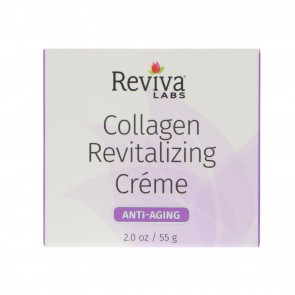 Reviva Labs Collagen Revitalizing Cream 2 oz
