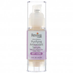 Reviva Labs Ultra-Potency Purifying Antioxidant Serum Anti-Aging 1 fl oz