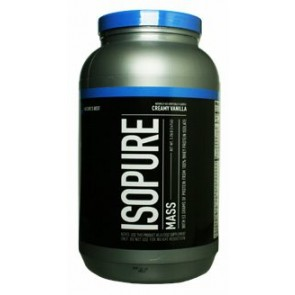 Nature's Best Isopure Mass 3.25Lb Vanilla