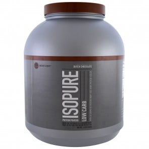 Nature's Best Low Carb Isopure 4.5Lb Dutch Chocolate