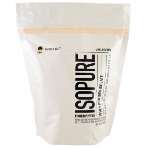 Nature's Best Isopure Zero Carb 1Lb Unflavored