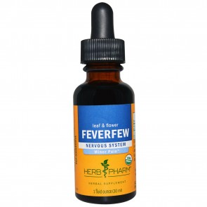 Herb Pharm, Feverfew, 1 fl oz (29.6 ml)