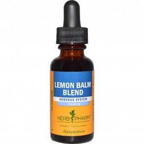 Herb Pharm Lemon Balm Blend 1 fl oz (29.6 ml)
