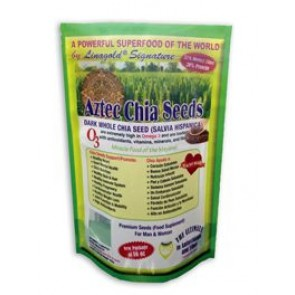 Aztec Chia Seeds by Linagold 16oz